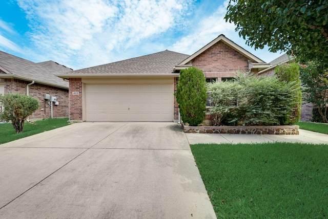 4613 Redbud Drive, Denton, TX 76208 (MLS #14634202) :: Front Real Estate Co.