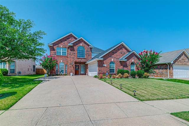 8124 La Frontera Trail, Arlington, TX 76002 (MLS #14634209) :: Wood Real Estate Group