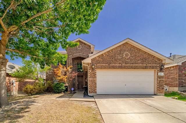 9813 Autumn Sage Drive, Fort Worth, TX 76108 (MLS #14634215) :: The Daniel Team