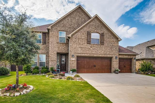 3003 Lakefield Drive, Little Elm, TX 75068 (MLS #14634216) :: Russell Realty Group