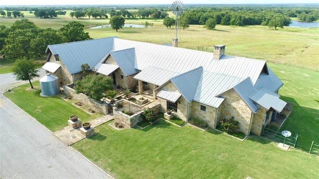 1067 Huddleston, Sunset, TX 76270 (MLS #14634220) :: VIVO Realty