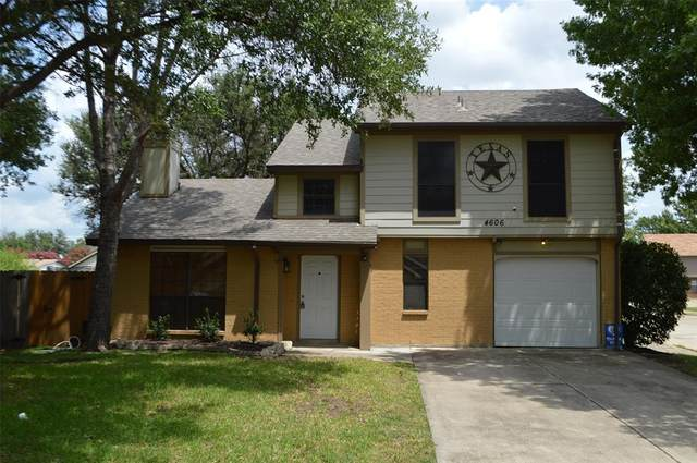 4606 Larner Street, The Colony, TX 75056 (MLS #14634231) :: 1st Choice Realty