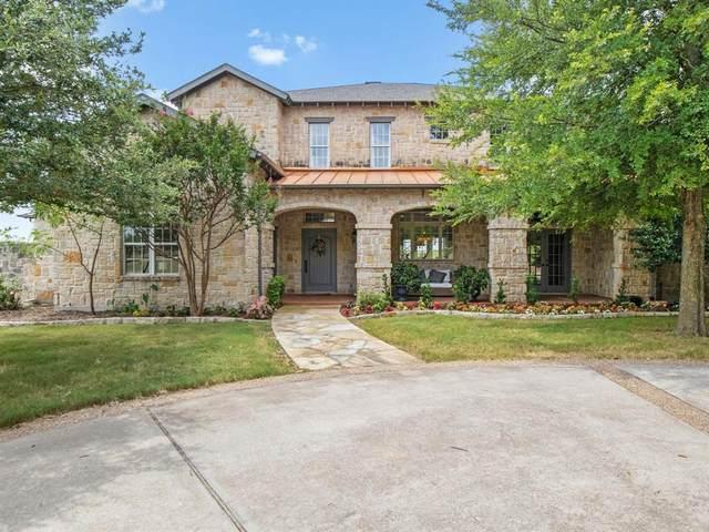 369 W Hill Drive, Aledo, TX 76008 (MLS #14634237) :: Real Estate By Design