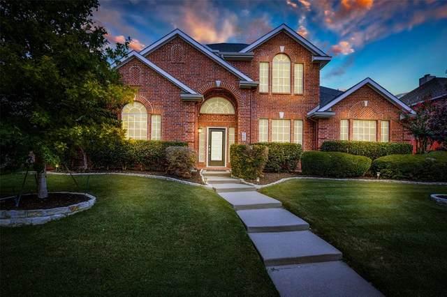 1545 Spring Lake Drive, Keller, TX 76248 (MLS #14634254) :: Real Estate By Design