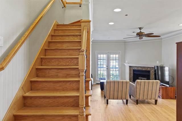 3401 Binkley Avenue B, University Park, TX 75205 (MLS #14634259) :: Real Estate By Design