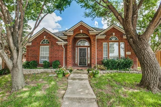 3743 Granbury Drive, Dallas, TX 75287 (MLS #14634260) :: Real Estate By Design