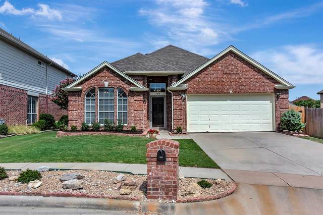 7878 Parkmount Court, Fort Worth, TX 76137 (MLS #14634267) :: Real Estate By Design