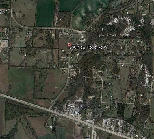 560 New Hope Road W, New Hope, TX 75071 (MLS #14634272) :: Trinity Premier Properties
