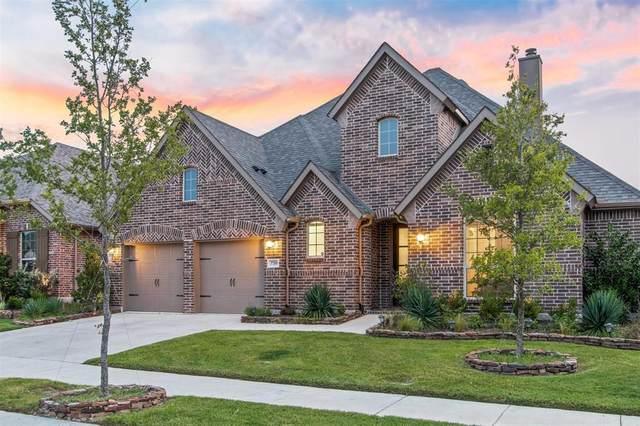3709 Northstar Lane, Oak Point, TX 75068 (MLS #14634275) :: Robbins Real Estate Group