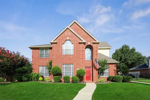 1800 Lacey Oak Lane, Keller, TX 76248 (MLS #14634277) :: Real Estate By Design