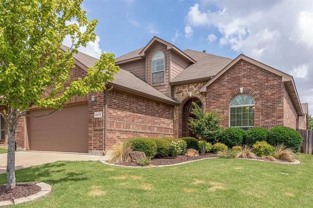 2613 Triangle Leaf Drive, Fort Worth, TX 76244 (MLS #14634289) :: The Chad Smith Team