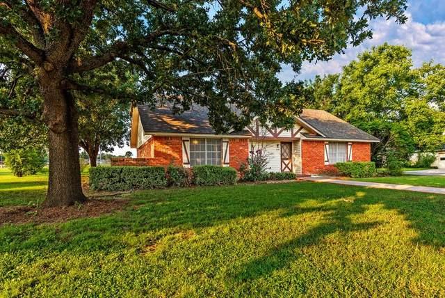 219 Texoma Drive, Whitesboro, TX 76273 (MLS #14634290) :: 1st Choice Realty