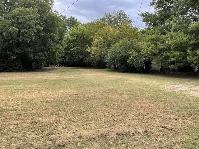 317 N Burdette Avenue, Sherman, TX 75090 (MLS #14634296) :: 1st Choice Realty