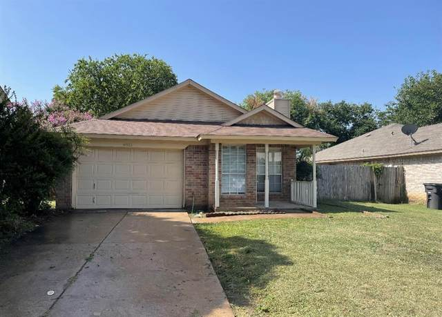 4812 Thistledown Drive, Fort Worth, TX 76137 (MLS #14634302) :: Real Estate By Design