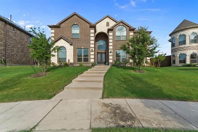 13208 Summercrest Drive, Frisco, TX 75035 (MLS #14634304) :: NewHomePrograms.com