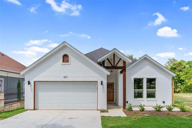 857 E Jessamine Street, Fort Worth, TX 76104 (MLS #14634305) :: Real Estate By Design