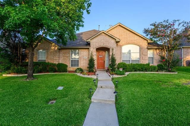 851 N Old Orchard Lane, Lewisville, TX 75077 (MLS #14634308) :: Real Estate By Design