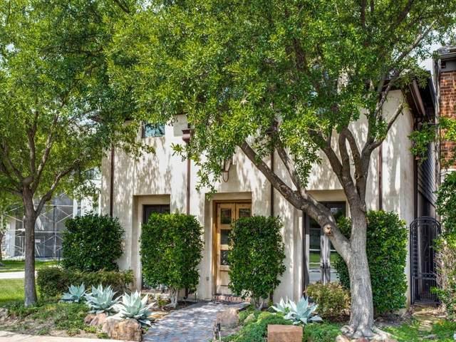 5503 La Foy Boulevard, Dallas, TX 75209 (MLS #14634322) :: Real Estate By Design