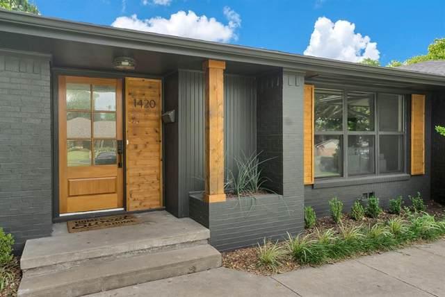1420 W Shields Drive, Sherman, TX 75092 (MLS #14634324) :: Real Estate By Design
