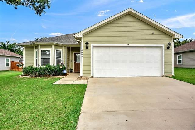 4809 Pinnacle Place, Denison, TX 75021 (MLS #14634325) :: 1st Choice Realty