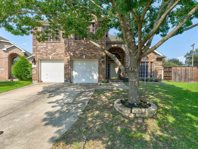 326 Swallowtail Court, Grand Prairie, TX 75052 (MLS #14634329) :: Real Estate By Design