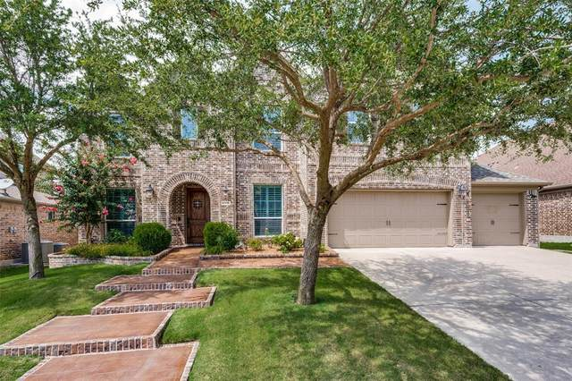 8316 Belew Drive, Mckinney, TX 75071 (MLS #14634338) :: Real Estate By Design