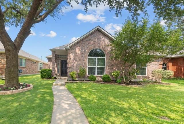 1009 Shumard Street, Allen, TX 75002 (MLS #14634349) :: Real Estate By Design