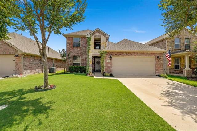 521 Formby Drive, Mckinney, TX 75072 (MLS #14634352) :: Real Estate By Design