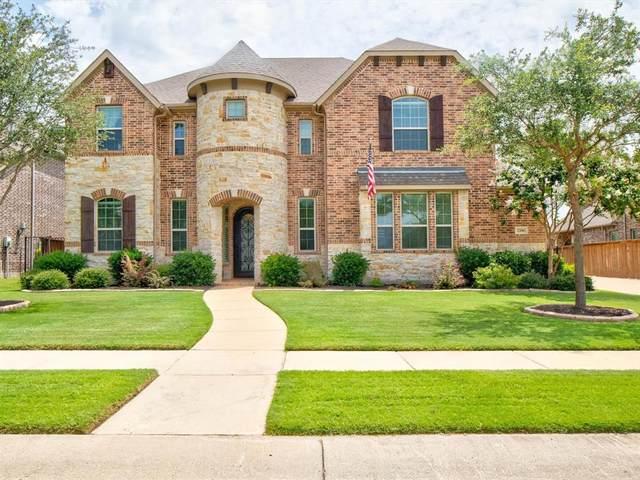 2206 Trophy Club Drive, Trophy Club, TX 76262 (MLS #14634361) :: Real Estate By Design