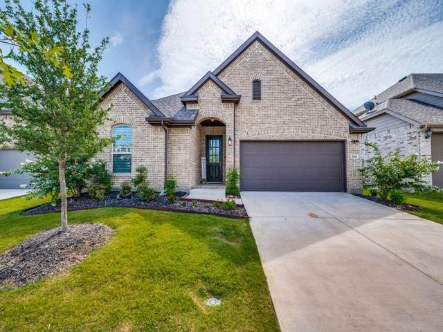 4044 Starlight Creek Lane, Celina, TX 75009 (MLS #14634369) :: The Hornburg Real Estate Group