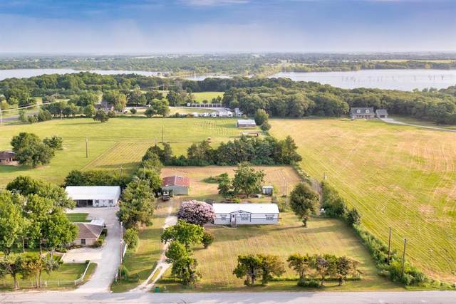 147 Emberson Chapel Road, Pilot Point, TX 76258 (MLS #14634370) :: 1st Choice Realty