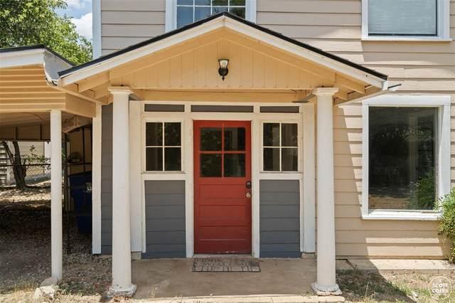 1807 Vincent Street, Brownwood, TX 76801 (MLS #14634379) :: Trinity Premier Properties