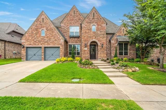 7705 Arches Lane, Frisco, TX 75035 (MLS #14634394) :: The Tierny Jordan Network