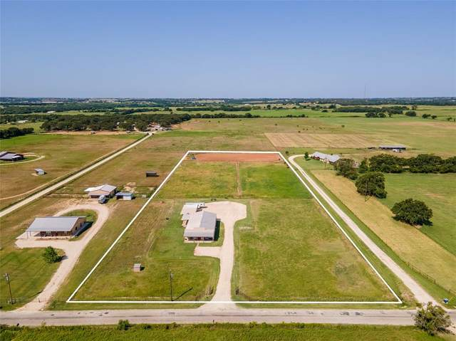 1075 County Road 422, Stephenville, TX 76401 (MLS #14634395) :: 1st Choice Realty