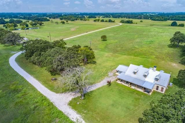9551 Co Road 356, Terrell, TX 75161 (MLS #14634400) :: The Mauelshagen Group