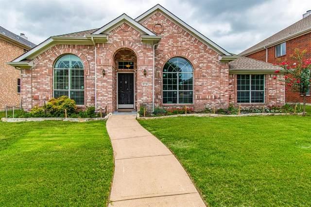 9718 Legend Trail, Frisco, TX 75035 (MLS #14634421) :: The Hornburg Real Estate Group