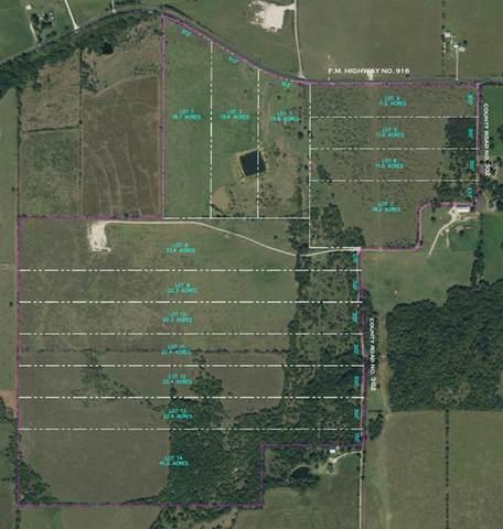 TBD Lot 2 Fm 916, Grandview, TX 76050 (MLS #14634425) :: Trinity Premier Properties