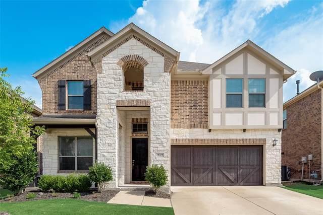 717 Callaway Drive, Allen, TX 75013 (MLS #14634429) :: Real Estate By Design