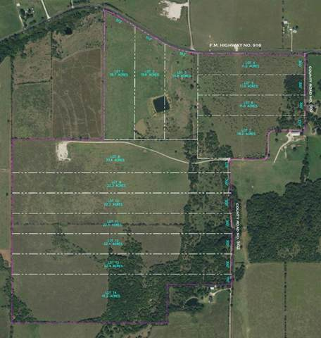 TBD Lot 4 Cr 302, Grandview, TX 76050 (MLS #14634447) :: Trinity Premier Properties