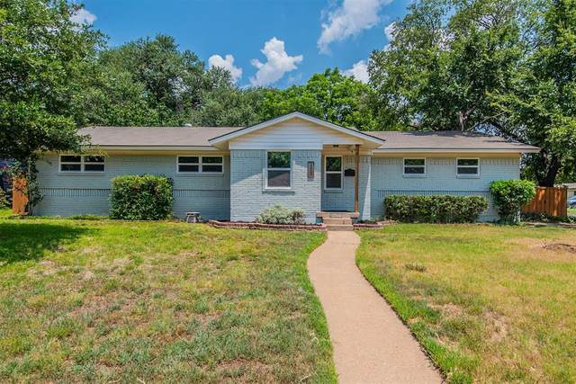 1403 Mosley Drive, Irving, TX 75060 (MLS #14634448) :: Real Estate By Design