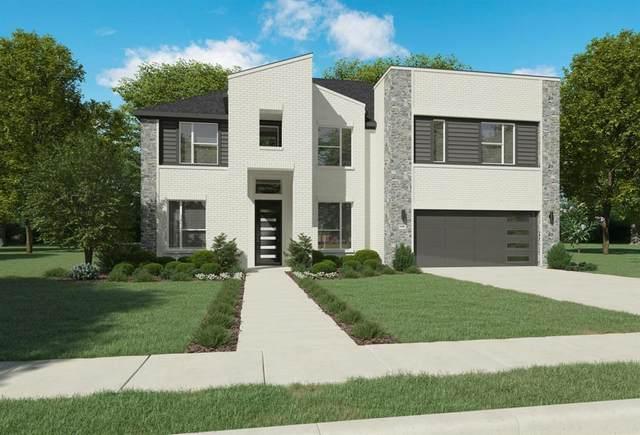 202 Cyprus Grove Drive, Lavon, TX 75166 (MLS #14634454) :: The Kimberly Davis Group