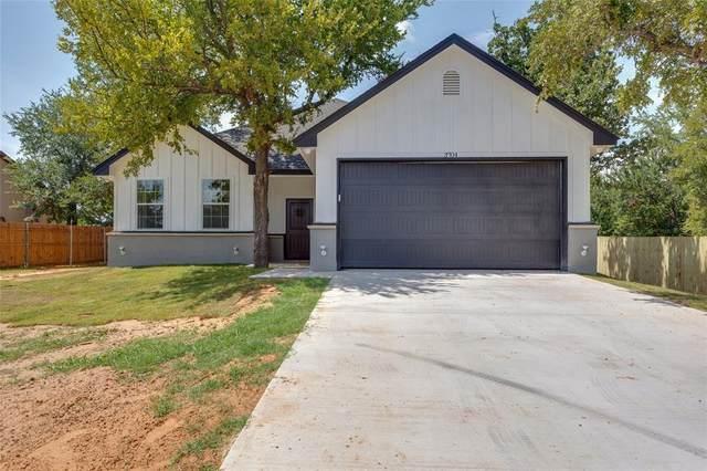 3704 Canyon Road, Granbury, TX 76049 (MLS #14634461) :: EXIT Realty Elite