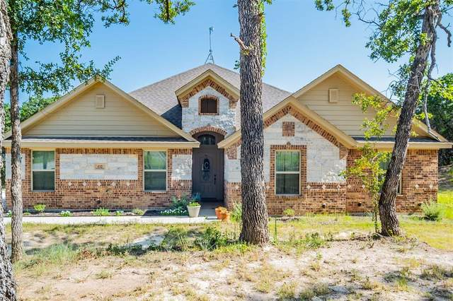 132 Cottongame Drive, Weatherford, TX 76088 (MLS #14634469) :: Wood Real Estate Group