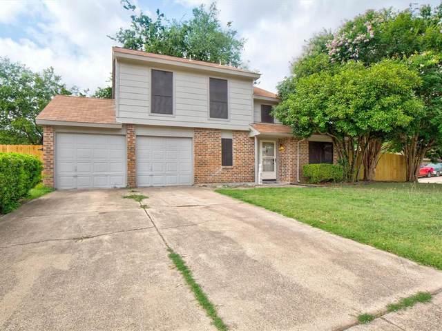 6750 Dandelion Drive, Fort Worth, TX 76137 (MLS #14634470) :: Real Estate By Design