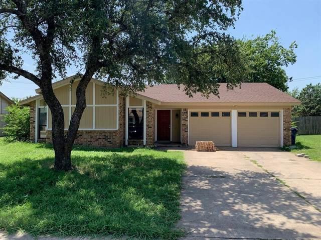 7509 Meadowlark Lane N, Watauga, TX 76148 (MLS #14634478) :: 1st Choice Realty