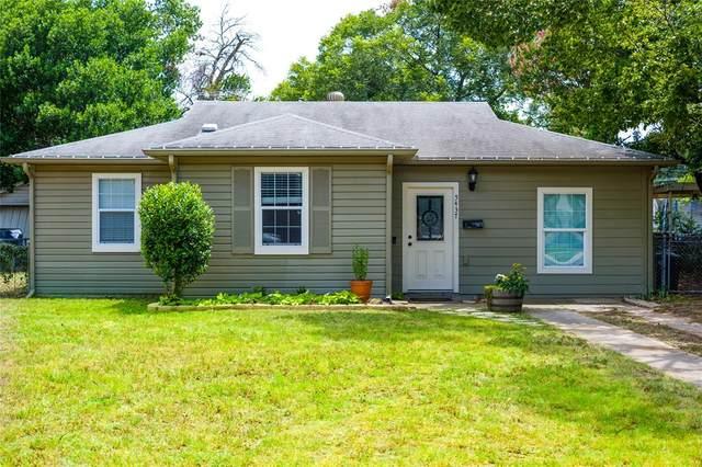 5437 Thomas Lane, River Oaks, TX 76114 (MLS #14634497) :: Real Estate By Design