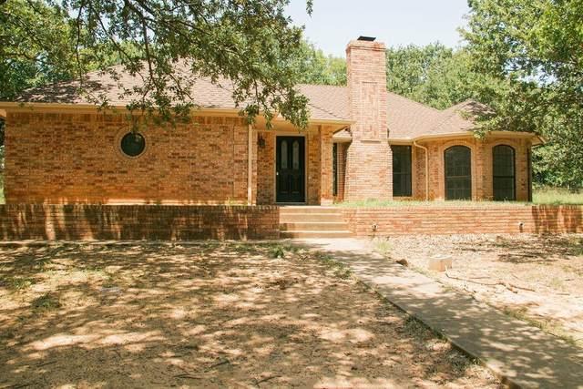 300 Faye Lane, Springtown, TX 76082 (MLS #14634498) :: The Tierny Jordan Network