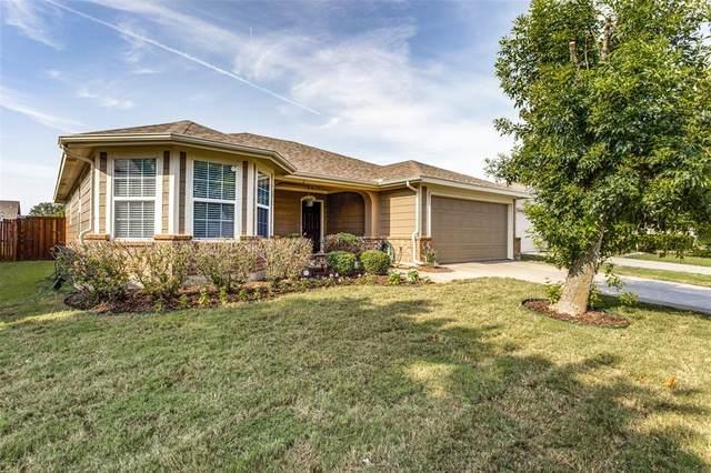 9933 George Bush Drive, Mckinney, TX 75072 (MLS #14634508) :: Real Estate By Design