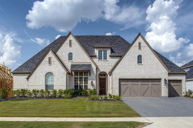 2624 Whirlaway Court, Celina, TX 75009 (MLS #14634519) :: The Chad Smith Team