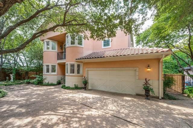 6113 Alpha Road, Dallas, TX 75240 (MLS #14634534) :: Real Estate By Design